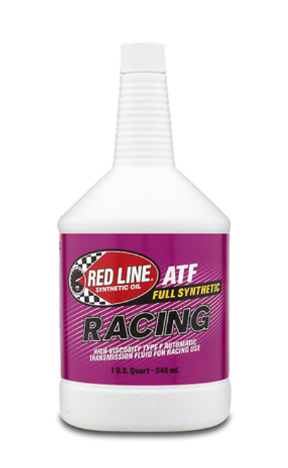 Red Line Oil Synthetic Transmission Fluid Racing Type F 1 Quart Red Line Oil 30304