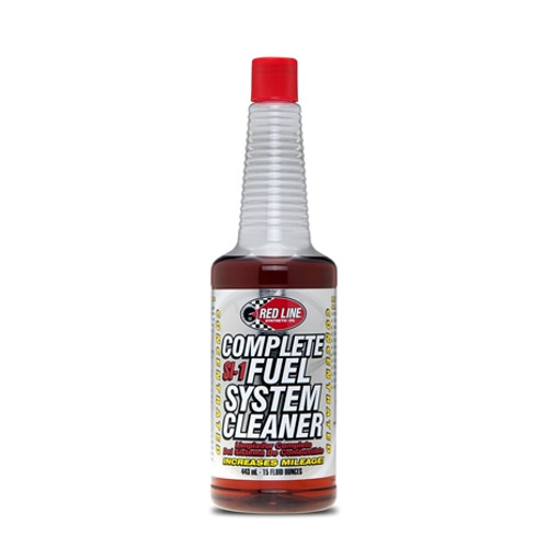 Red Line Oil SI-1 Complete Fuel System Cleaner 15oz Red Line Oil 60103