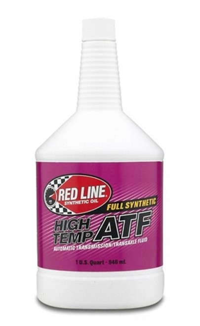 Red Line Oil Synthetic Transmission Fluid High-Temp 1 Quart Red Line Oil 30204
