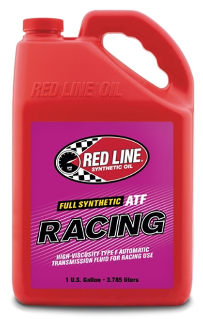 Red Line Oil Synthetic Transmission Fluid Racing Type F 1 Gallon Red Line Oil 30305