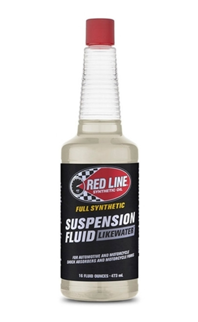 Red Line Oil Suspension Fluid Likewater 16oz Red Line Oil 91102