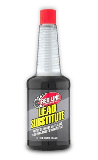 Red Line Oil Lead Substitute 12oz Red Line Oil 60202