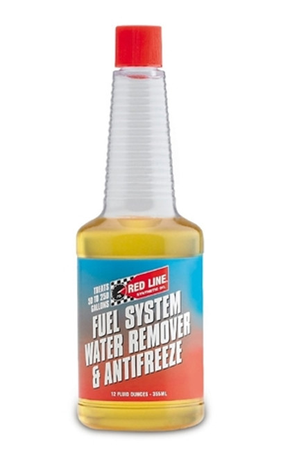 Red Line Oil Fuel System Water Remover And Antifreeze 12oz Red Line Oil 60302