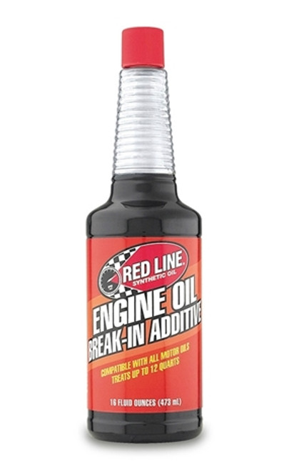 Red Line Oil Engine Oil Break In Additive 16oz Red Line Oil 81403