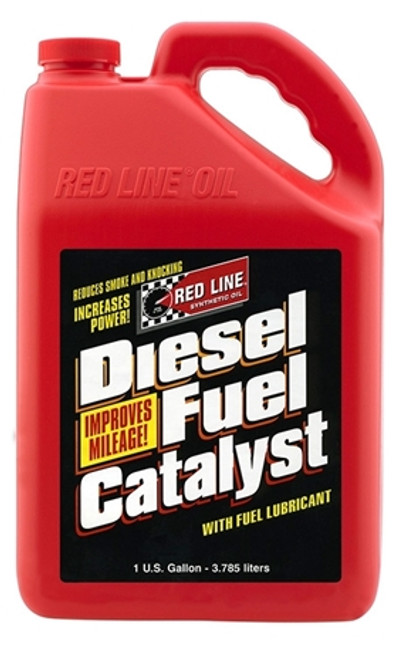 Red Line Oil Diesel Fuel Catalyst 1 Gallon Red Line Oil 70105