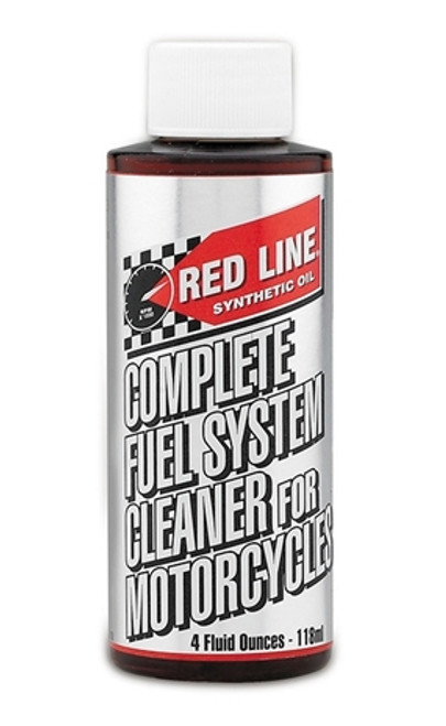 Red Line Oil Complete Fuel System Cleaner-Powersports Red Line Oil 60102