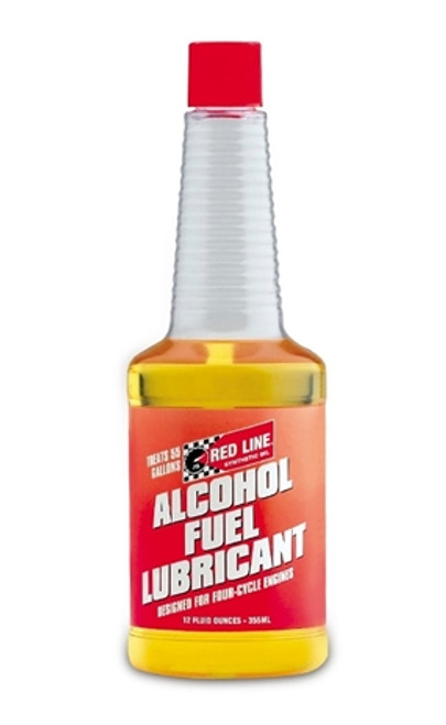 Red Line Oil Four Cycle Alcohol Fuel Lubricant 12oz Red Line Oil 41102