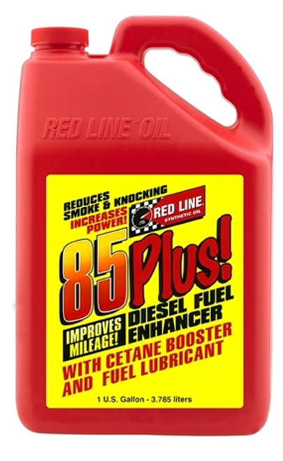 Red Line Oil 85 Plus Diesel Fuel Additives 1 Gallon Red Line Oil 70805