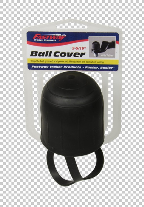 Fastway Trailer Covers 2-5/16'' ball Keeps grease where it belongs Tether secures while towing 82-00-3216