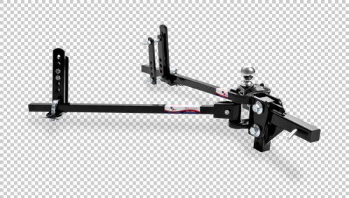 Fastway Trailer e2 6K trunion weight distributing hitch with built-in sway control. 92-00-0600