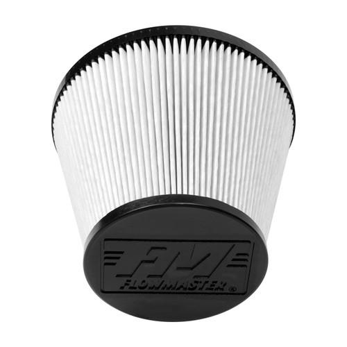 Flowmaster Dry Performance Air Intake Filter - Delta Force - Universal - No Oil 615010D