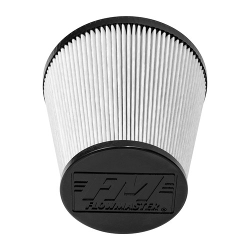 Flowmaster Dry Performance Air Intake Filter - Delta Force - Universal - No Oil 615011D