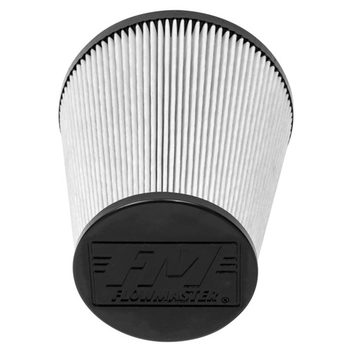 Flowmaster Dry Performance Air Intake Filter - Delta Force - Universal - No Oil 615012D