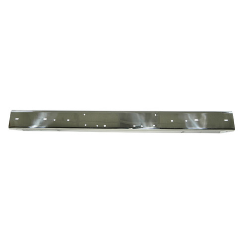 Rugged Ridge Stainless Steel Front Bumper; 87-95 Jeep Wrangler YJ 11107.04