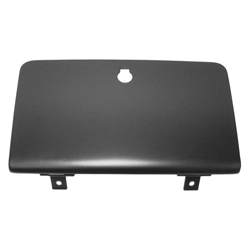 Rugged Ridge Glove Box Door, Black; 72-86 Jeep CJ Models 11228.01