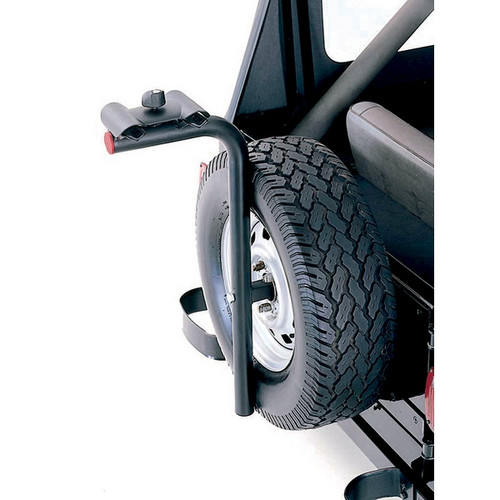 Rugged Ridge Spare Tire Bike Carrier 11237.10