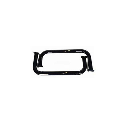 Rugged Ridge Nerf Bars, Black; 87-06 Jeep Wrangler YJ/TJ 11504.04