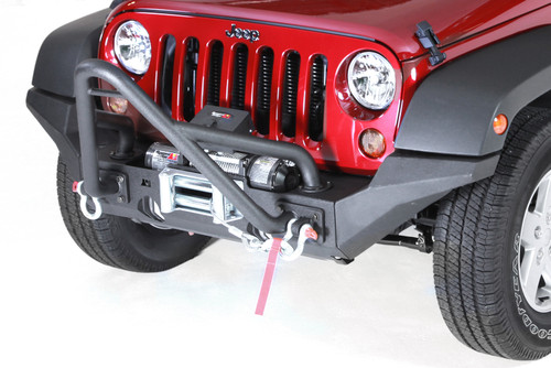 Rugged Ridge XHD High Clearance Bumper Ends; 07-16 Jeep Wrangler JK 11540.24