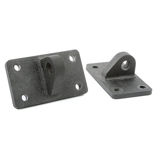Rugged Ridge D-Shackle Brackets, XHD Bumper 11540.27