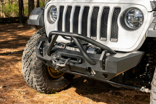 Rugged Ridge Bumpers/Off Road 11540.61