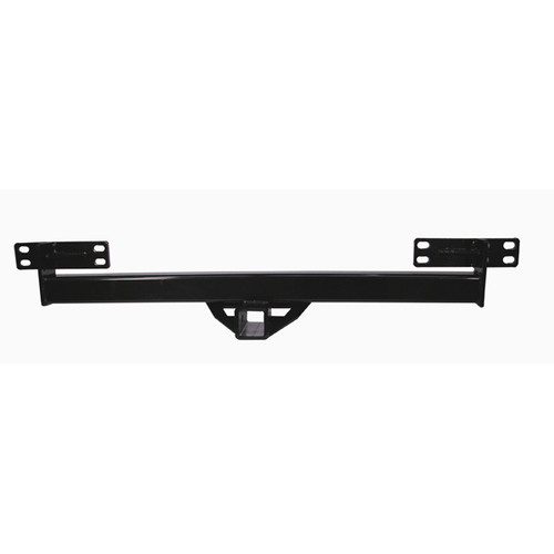 Rugged Ridge Hitch for Rear Tube Bumper; 55-86 Jeep CJ Models 11580.01