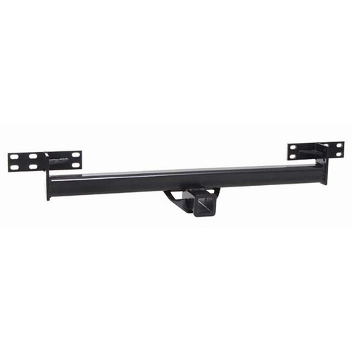 Rugged Ridge Receiver Hitch for Rear Tube Bumpers; 87-06 Jeep Wrangler YJ/TJ 11580.02