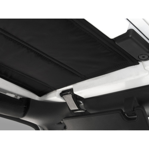 Rugged Ridge Hardtop Insulation Kit, 2-Door; 07-10 Jeep Wrangler JK 12109.01