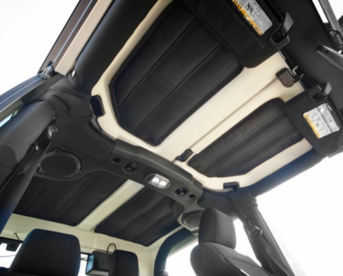 Rugged Ridge Hardtop Insulation Kit, 2-Door; 11-16 Jeep Wrangler JK 12109.03