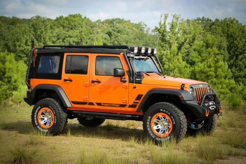 Rugged Ridge Side Decals, Pair, Rugged Ridge; 07-16 Jeep Wrangler JK 12300.31