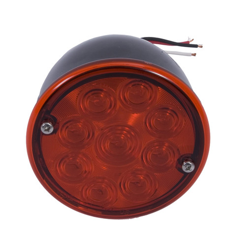Rugged Ridge LED Tail Light Assembly, Right Side; 46-75 Willys/Jeep CJ Models 12403.80