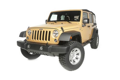 Rugged Ridge Appalachian Package; 07-12 Jeep Wrangler JK 12498.72