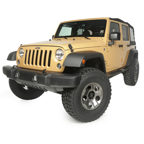 Rugged Ridge Aspen Package; 13-16 Jeep Wrangler JK 12498.83