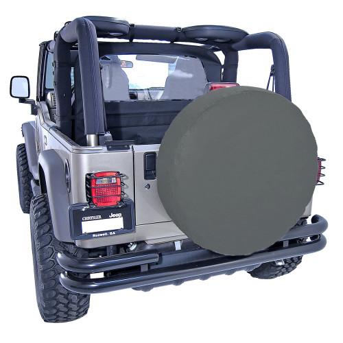 Rugged Ridge 27-29 Inch Tire Cover, Black Diamond 12801.35