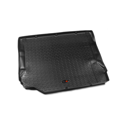 Rugged Ridge Cargo Liner, Black; 07-10 Jeep Wrangler/JKU 12975.01