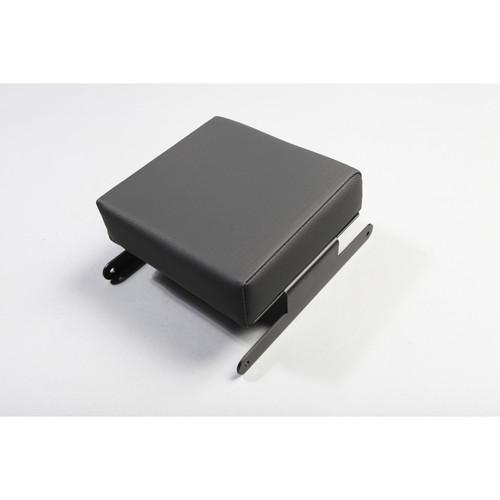 Rugged Ridge Console Lid Cover, Black Vinyl; 07-10 Jeep Wrangler JK 13107.35