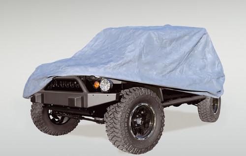 Rugged Ridge Car Cover; 07-16 Jeep Wrangler JK 13321.80