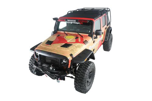 Rugged Ridge Exo-Top, 4-Door; 07-16 Jeep Wrangler JKU 13516.02