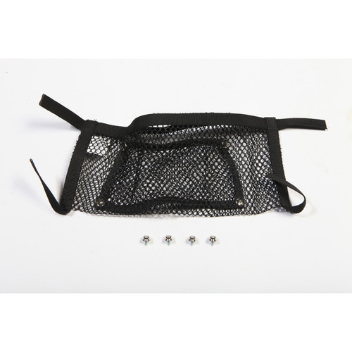 Rugged Ridge Glove Box And Trail Dash Net Kit; 97-06 Jeep Wrangler TJ 13551.20