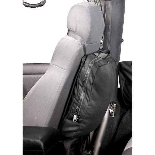 Rugged Ridge Seat Back Trail Bag, Detachable; 76-16 Jeep CJ/Wrangler YJ/TJ/JK 13551.25