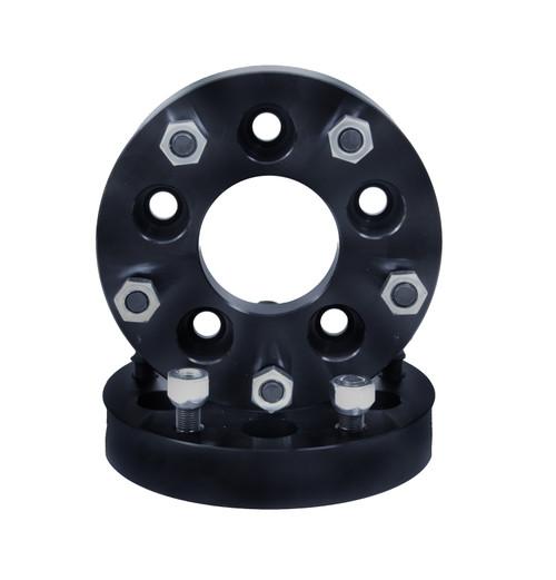 Rugged Ridge Wheel Adapters, 1.375 Inch, 5x5 to 5x5.5 15201.07