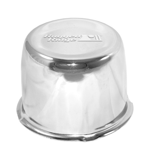 Rugged Ridge Wheel Center Cap, Chrome, 5x4.5 15201.52