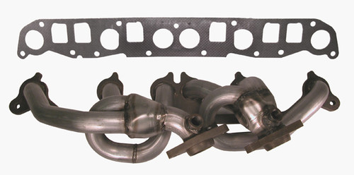 Rugged Ridge Header, Stainless Steel, 4.0L; 99-06 Jeep Models XJ/ZJ/TJ 17650.02