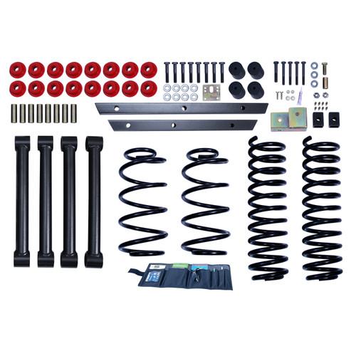 Rugged Ridge 2 Inch Lift Kit without Shocks; 97-02 Jeep Wrangler TJ 18401.30
