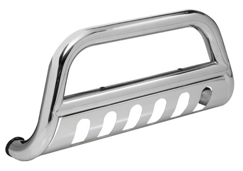 Rugged Ridge Bull Bar, 2.5 Inch, Stainless Steel; 11-13 Jeep Grand Cherokee WK 82501.30