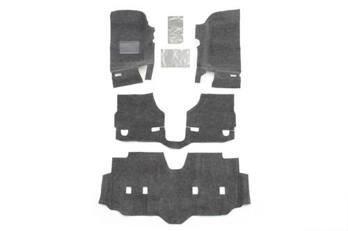 Jeep Kits-BedRug BRJK07F4
