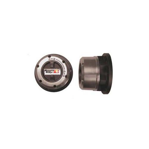 Alloy USA Manual Locking Hub Set; 76-85 Toyota 4Runner/Pickup 15001.21