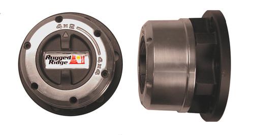 Alloy USA Manual Locking Hub Set; 87-92 Dodge Raider/Mitsubishi Montero 15001.43