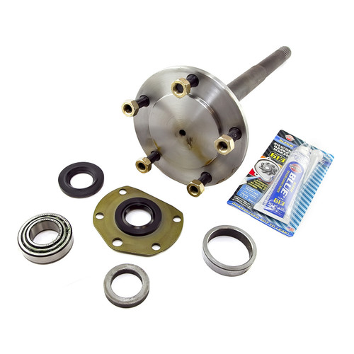 Alloy USA 1 Piece Axle Kit, RH, AMC 20; 76-79 Jeep CJ Models 16530.40