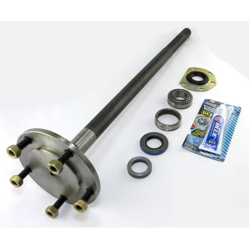 Alloy USA Axle Shaft Kit, Rear, Right, 1 Piece, Wide-Track; 82-86 CJ5/CJ7, AMC20 16530.45