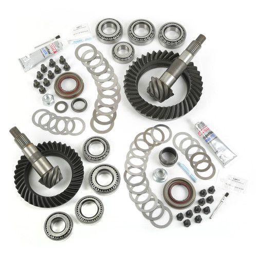 Alloy USA Ring and Pinion Kit, 4.88 Ratio, for Dana 30/44; 07-17 Jeep Wrangler 360003